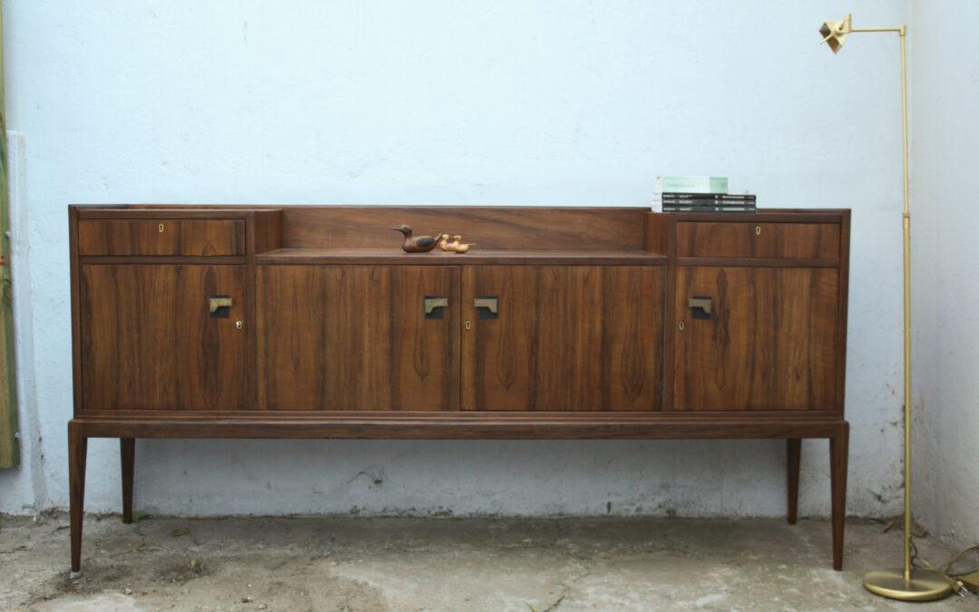 Blackwood Binnehuis Mid century sideboard. Sold