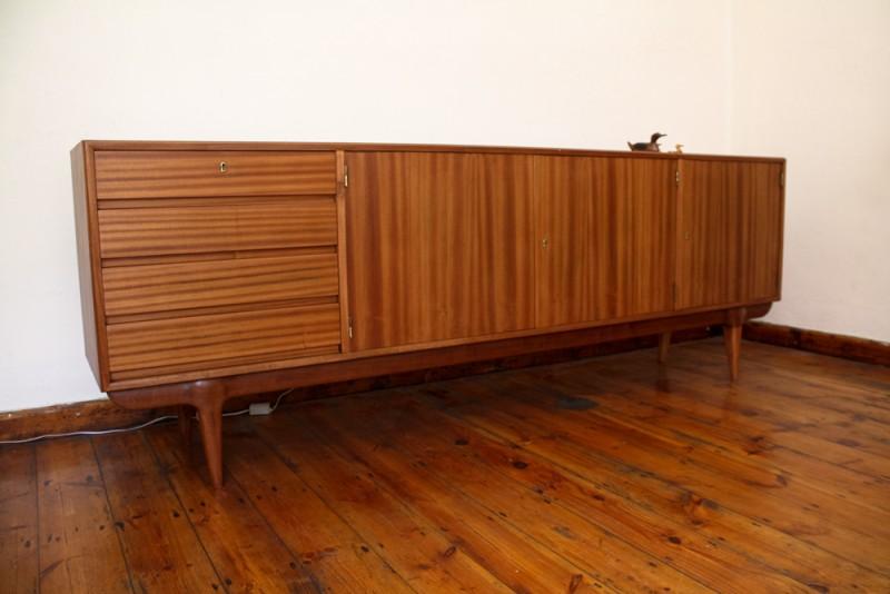Mahogany Mid century sideboard
