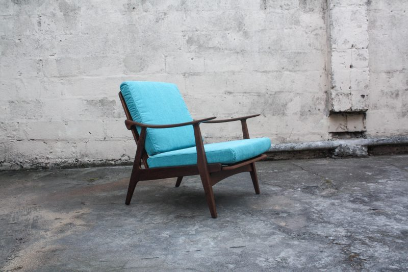 shaped armrest