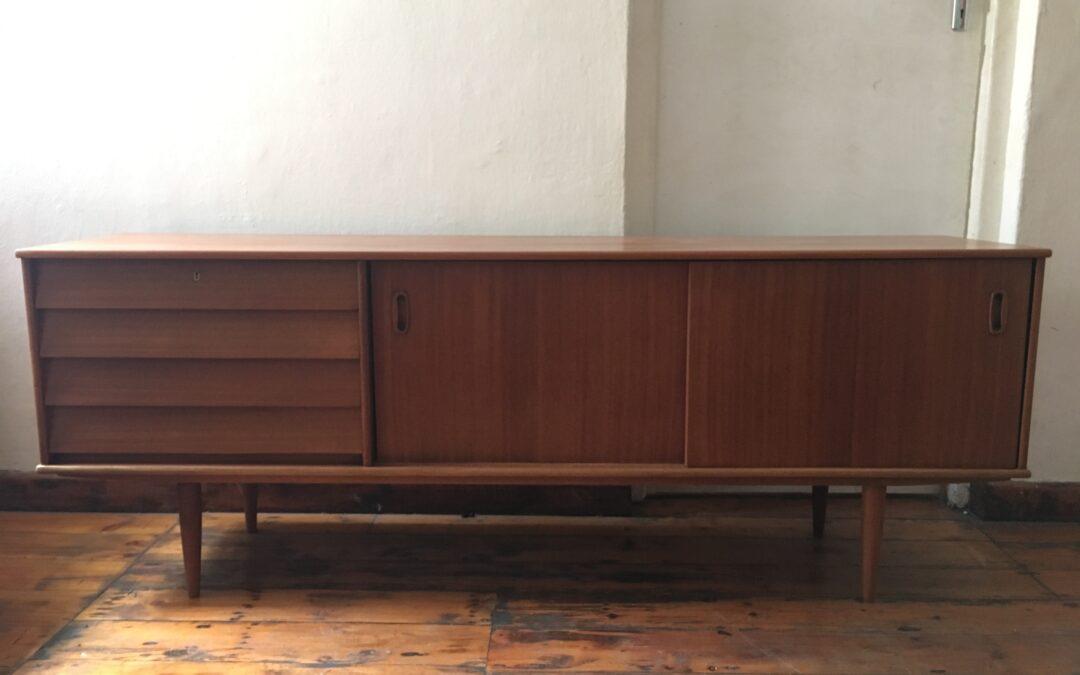 Elegant Frystark designed sideboard. Sold