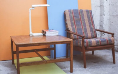 D.S.Voster mid-century coffee table. Sold